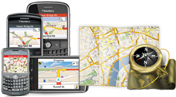 blackberry-navigational-applications